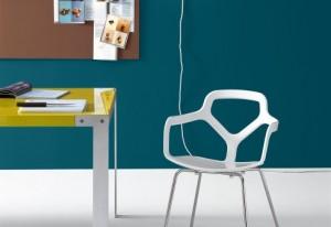 Stuhl Desalto Modell Trace