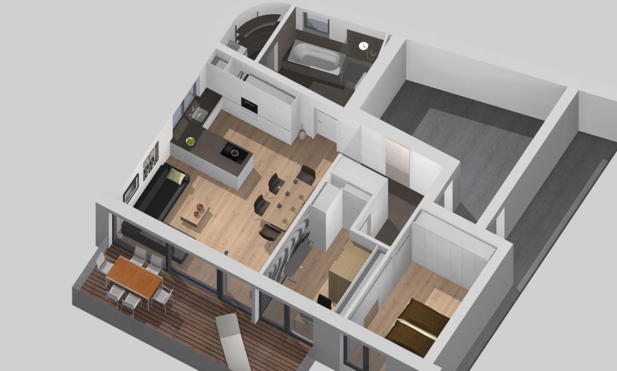 Planung innenarchitektur g nther stadelmann for Innenarchitektur planung