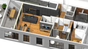 Penthouse Variante 8